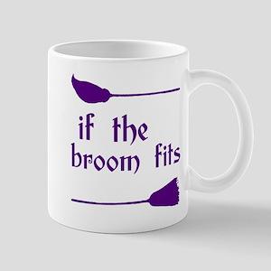 If the Broom Fits Mugs
