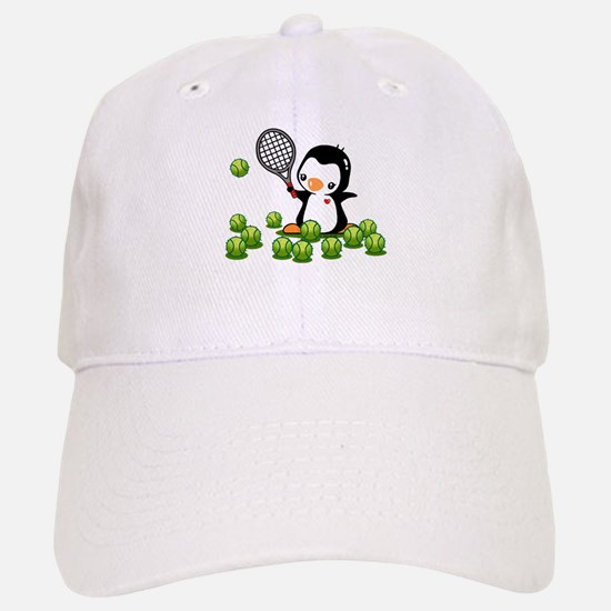 Tennis Penguin (4) Baseball Baseball Cap
