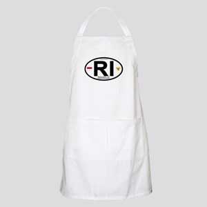 Indonesia Intl Oval BBQ Apron