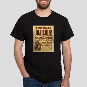 The Head of Joaquin Dark T-Shirt