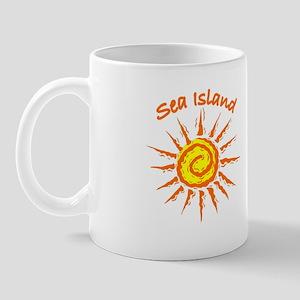 Sea Island, Georgia Mug