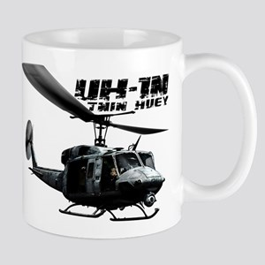 UH-1N Twin Huey Mugs