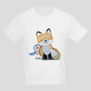 Fox and Bird T-Shirt