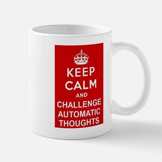 Keep Calm CBT Mugs