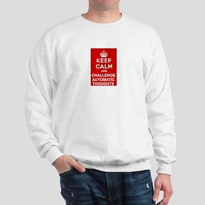 Keep Calm CBT Sweatshirt