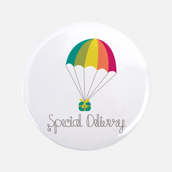 "Special Delivery 3.5"" Button (100 pack)"