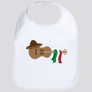 Spanish Guitar Bib