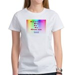 Artists Do It In Color Women's T-Shirt