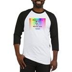 Artists Do It In Color Baseball Jersey