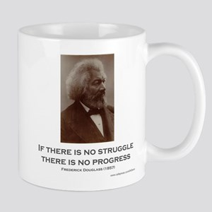 """Struggle And Progress"" Mug Mugs"