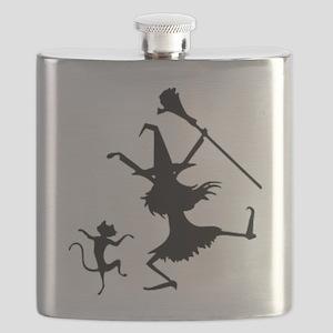 Dance Off Flask