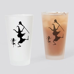 Dance Off Drinking Glass