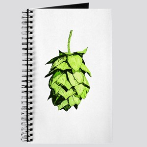 Graphical Hop Cone Journal