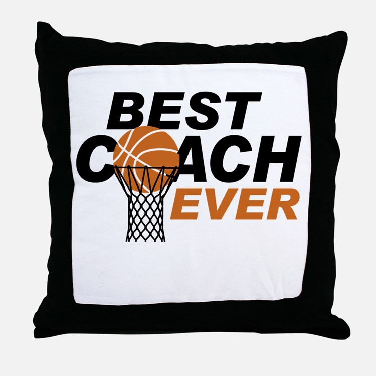 best pillow ever basketball coach pillows basketball coach throw pillows 31585