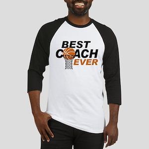 Best Coach ever Baseball Jersey