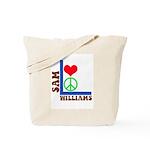 My 60's Brand Logo Tote Bag