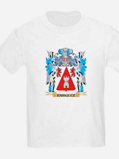 Enriquez Coat of Arms - Family Crest T-Shirt