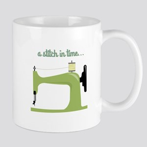 Stitch in Time Mugs