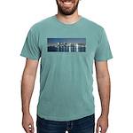 Montreal le soir Mens Comfort Colors Shirt