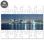 Montreal le soir Puzzle