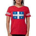DrapeauQc1 Womens Football Shirt