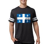 DrapeauQc1 Mens Football Shirt