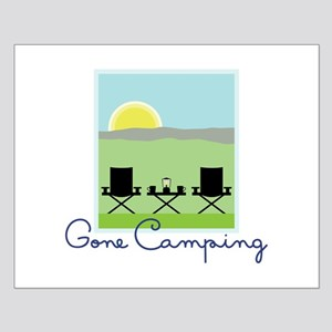 Gone Camping Posters