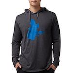 CarteQc2 Mens Hooded Shirt