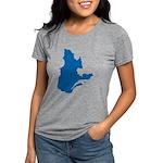 CarteQc2 Womens Tri-blend T-Shirt