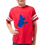 CarteQc2PMS293 Youth Football Shirt
