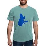 CarteQc2PMS293 Mens Comfort Colors Shirt