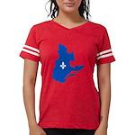 CarteQc1AvecLysPMS293 Womens Football Shirt
