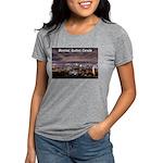 pasdecoupetexte Womens Tri-blend T-Shirt