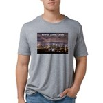 pasdecoupetexte Mens Tri-blend T-Shirt