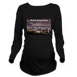 pasdecoupetexte Long Sleeve Maternity T-Shirt