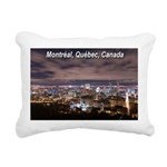 pasdecoupetexte Rectangular Canvas Pillow