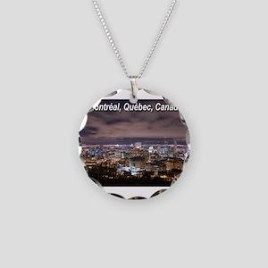 pasdecoupetexte Necklace Circle Charm