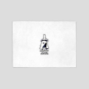 5'x7'Area Rug