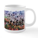 4decoupesignaturecentre 20 oz Ceramic Mega Mug