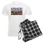 4decoupesignaturecentre Men's Light Pajamas