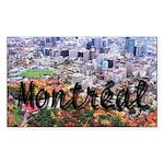4decoupesignaturecentre Sticker (Rectangle 50