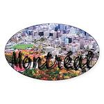 4decoupesignaturecentre Sticker (Oval 10 pk)