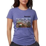 4decoupesignaturehaut Womens Tri-blend T-Shirt