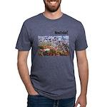 4decoupesignaturehaut Mens Tri-blend T-Shirt