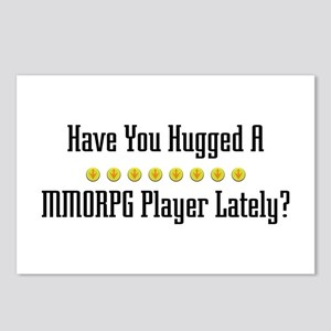 Hugged MMORPG Player Postcards (Package of 8)
