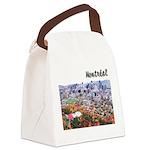 4decoupesignaturehaut Canvas Lunch Bag