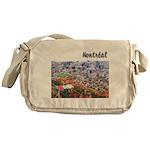 4decoupesignaturehaut Messenger Bag