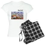 4decoupesignaturehaut Women's Light Pajamas