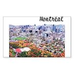 4decoupesignaturehaut Sticker (Rectangle 50 pk