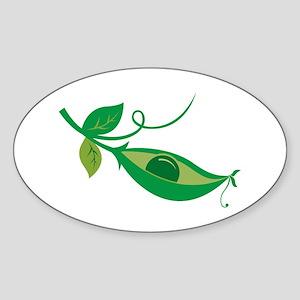Pea In A Pod Sticker
